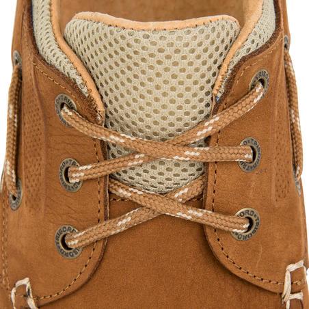 Men's CLIPPER boat shoes - Brown