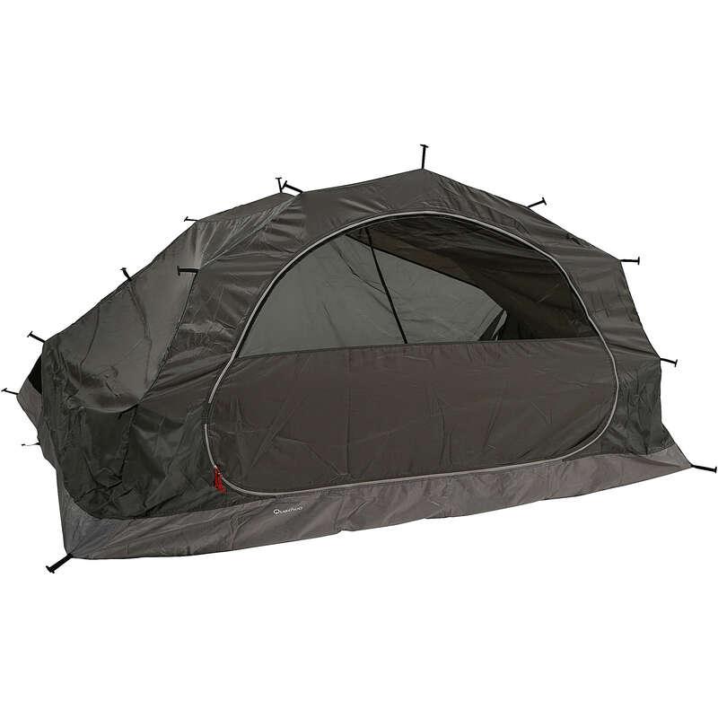 PIESE SEPARATE CORTURI TREKKING Drumetie, Trekking - Cameră cort QUICKHIKER UL 4 FORCLAZ - Camping
