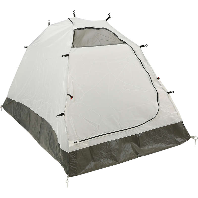 SPARE PARTS SECOND TENTS Camping - Arpenaz 2 Room QUECHUA - Tent Spares and Repair