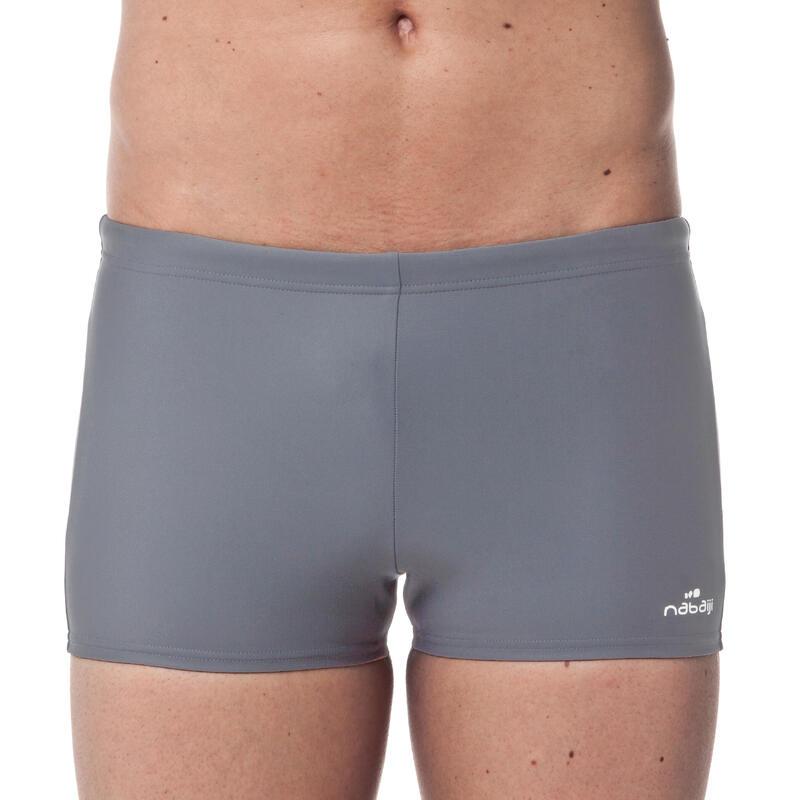 Men's Swim Boxers 100 - Grey