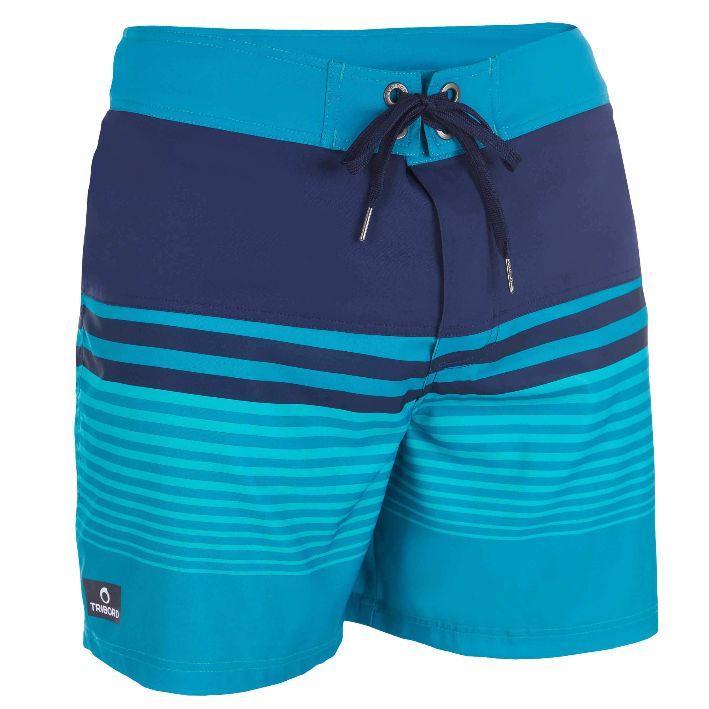 Tribord Korte boardshort Guethary Waves