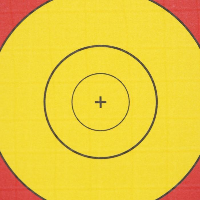Blazoen voor boogschieten tri-spot universeel 40 cm - 1043894