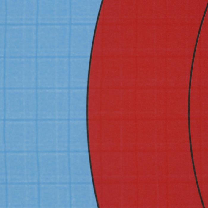 Blazoen boogschieten 80x80cm - 1043911