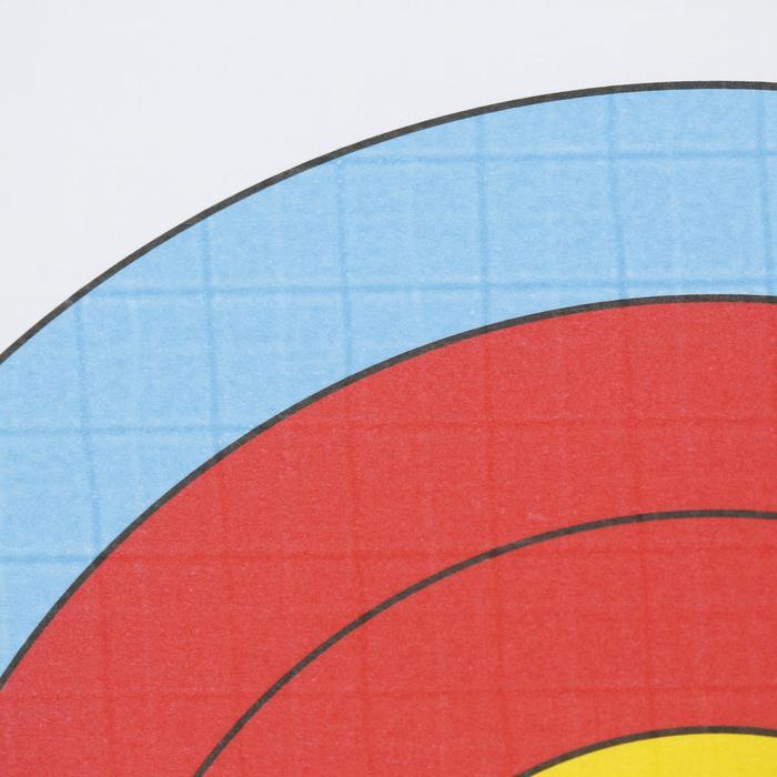 Blazoen voor boogschieten tri-spot universeel 40 cm - 1043914