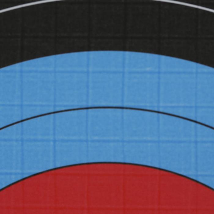 Blazoen boogschieten 40x40cm - 1043928