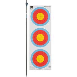 Trispot Archery Target Face x5