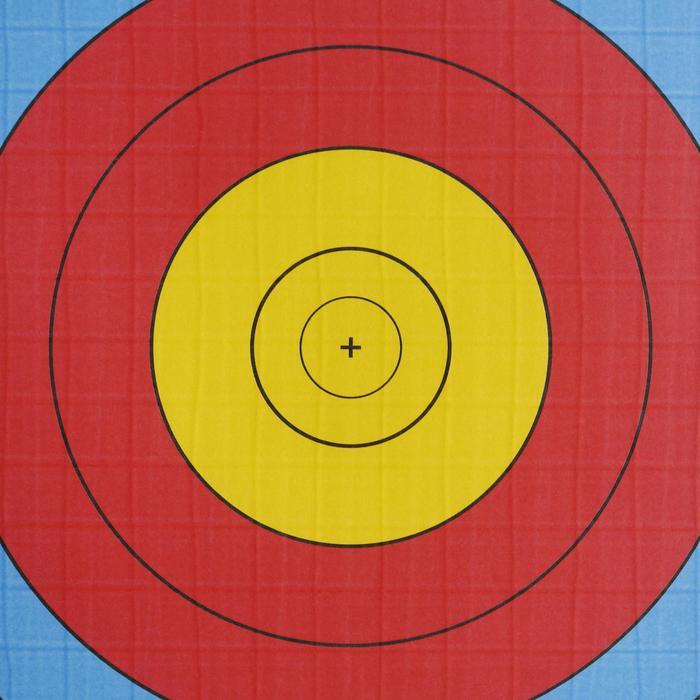 Blazoen boogschieten 40x40cm - 1043945