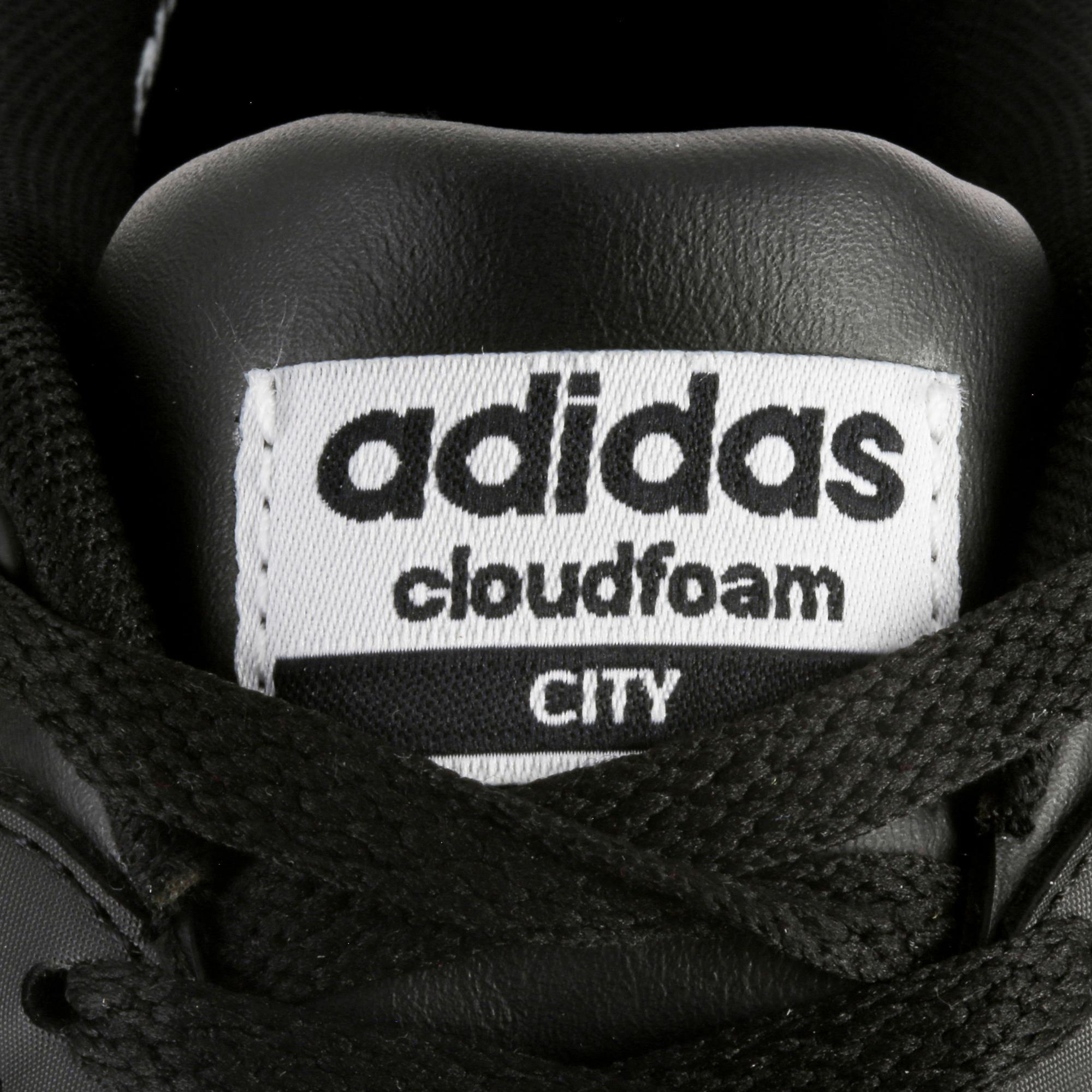 bc387603856 Cloudfoam Chaussures Marche Decathlon Homme Sportive Adidas City Noir FAwX8q