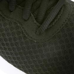 Chaussures marche sportive enfant Tanjun noir / blanc