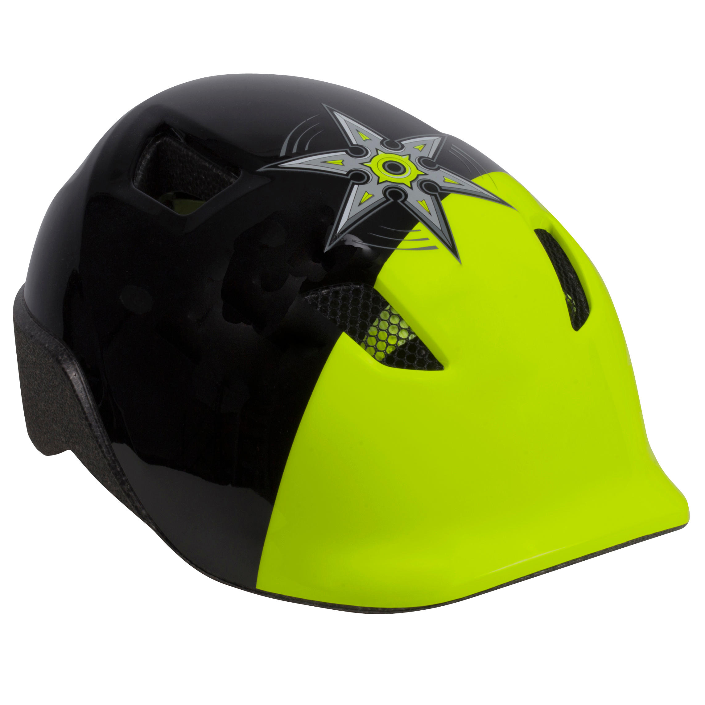 B twin fietsen helm kinderhelm 520 docto girl ontworpen voor kinderen van 3
