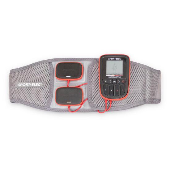 Elektrostimulator Multisport Pro elektroden + band - 1044377