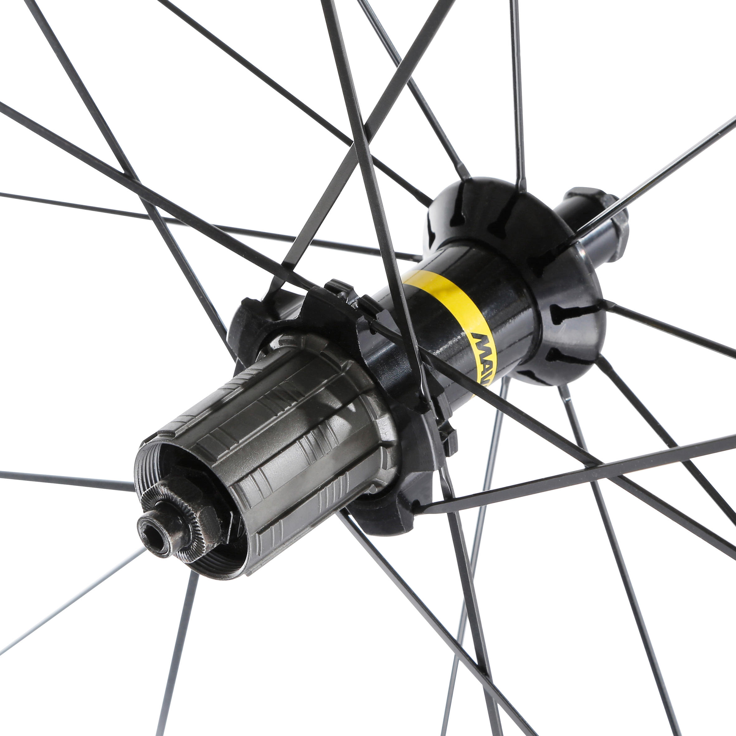 Velo Wts Paire Route De Mavic Aksium Roue Rs gy7bf6IvY