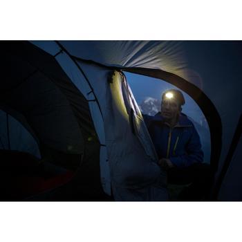 Linterna Frontal Montaña Trekking Forclaz ONNIGHT 50-30 lúmenes