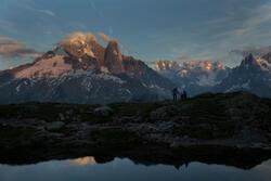 Linterna frontal de trekking ONNIGHT 50 - 30 lúmenes