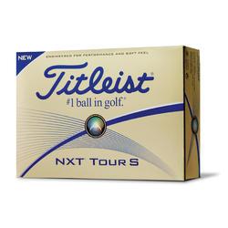Golfballen NXT Tour S x12 - 1044848