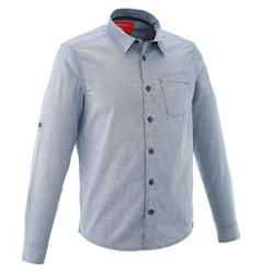 Chemise TRAVEL 100 warm homme