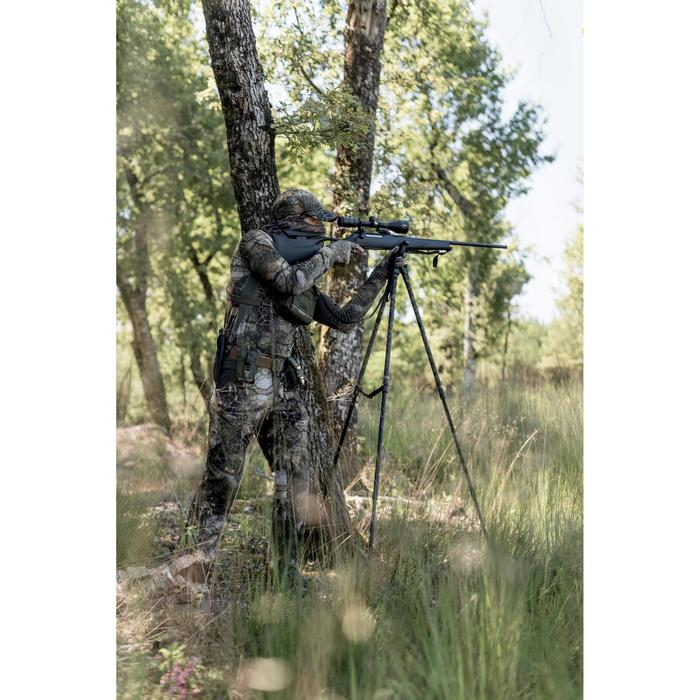 Pantalon chasse Actikam 500 Camouflage Furtiv - 1045068