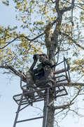 BINOCULARS/FLASHLIGHT Shooting and Hunting - X-Acc Pocket Binoculars Case - Green SOLOGNAC - Hunting Types