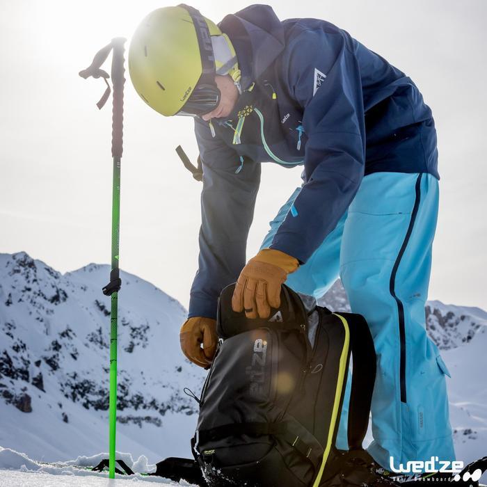 MASQUE DE SKI ET DE SNOWBOARD ADULTE ET ENFANT G 500 BEAU TEMPS - 1045117