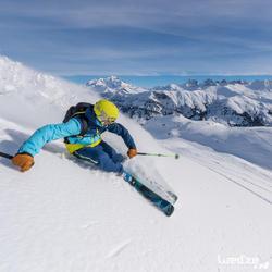 Heren skibroek Free 700 - 1045139