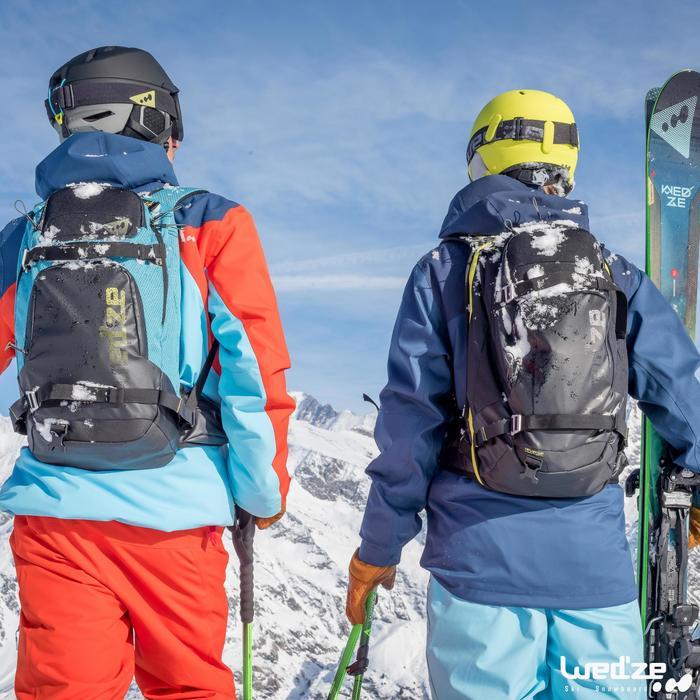 Casque de ski et de snowboard adulte Carv 700 Mips noir. - 1045142