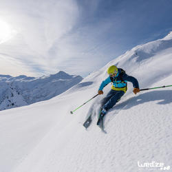 Heren skibroek Free 700 - 1045144