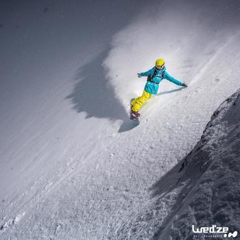 Veste de ski freeride femme free 900 - 1045150