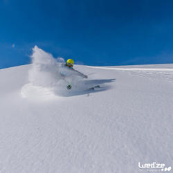 Heren skibroek Free 700 - 1045155