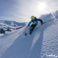 Heren skibroek Free 700 - 1045159