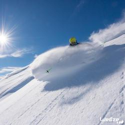 Heren skibroek Free 700 - 1045168