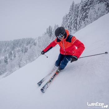 Pantalon ski homme Slide 700 marine - 1045206