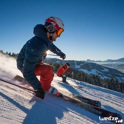 H 300 Adult Ski helmet - Black