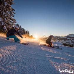 Skischoenen voor heren Mid 900 wit - 1045220