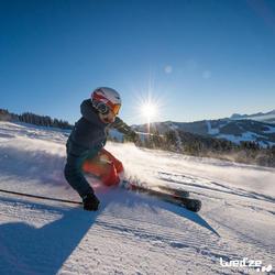 Skischoenen voor heren Mid 900 wit - 1045226