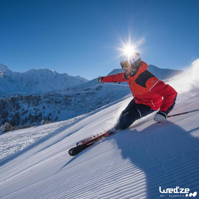 Casque de ski et de snowboard adulte Stream 500 blanc. - 1045228