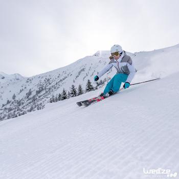 Dames skistokken voor pisteskiën Adix 700 light - 1045231
