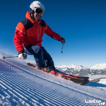 Pantalon ski homme Slide 700 marine - 1045240