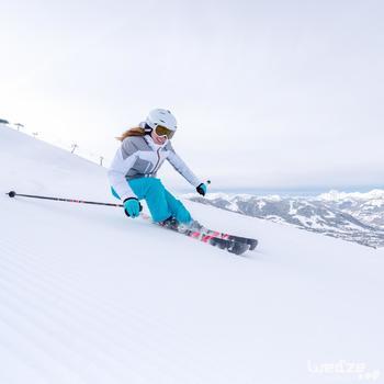 Dames skistokken voor pisteskiën Adix 700 light - 1045241