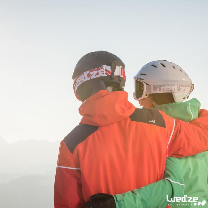 Casque de ski et de snowboard adulte H 300 blanc. - 1045246