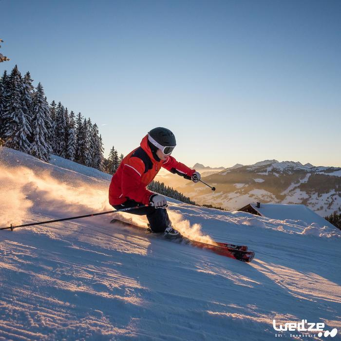Pantalon ski homme Slide 700 marine - 1045249