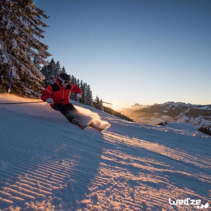 Pantalon ski homme Slide 700 marine - 1045254