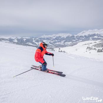 Pantalon ski homme Slide 700 marine - 1045256