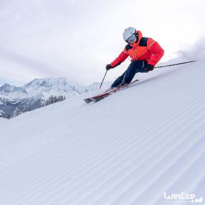 Casque de ski et de snowboard adulte H 300 blanc. - 1045261