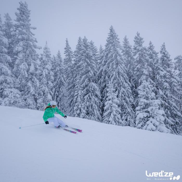 Skischoenen voor dames Wid 700 - 1045268