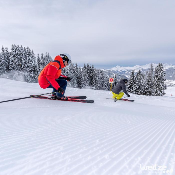 Pantalon ski homme Slide 700 marine - 1045271