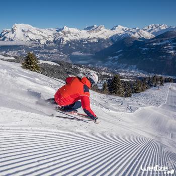 Pantalon ski homme Slide 700 marine - 1045272