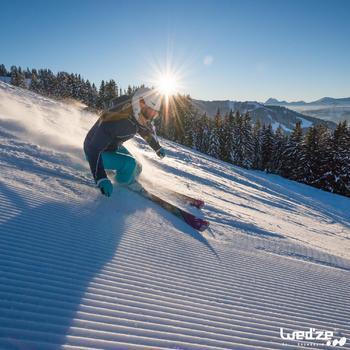 Casque de ski et de snowboard adulte Stream 550 S2 noir. - 1045273