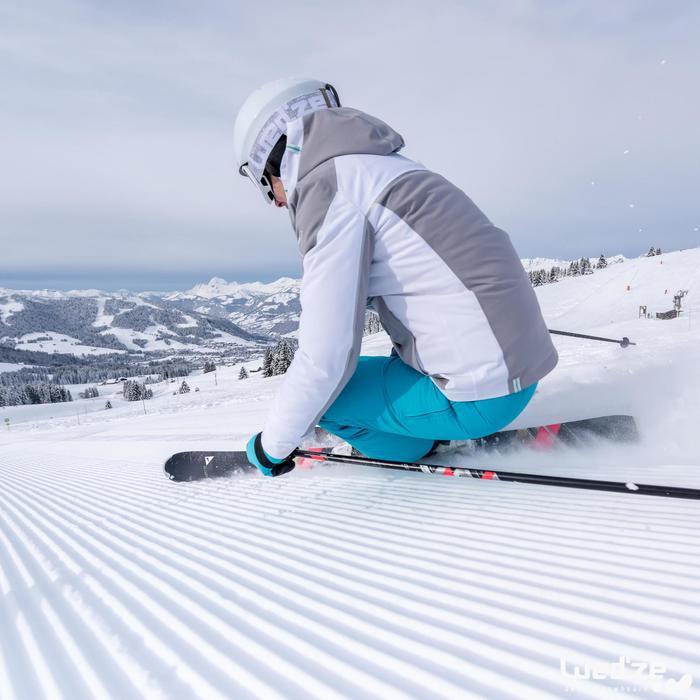 Dames skistokken voor pisteskiën Adix 700 light - 1045281