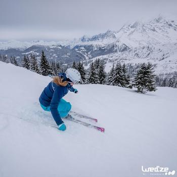 Casque de ski et de snowboard adulte H 300 blanc. - 1045284