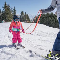 Harnas om te leren skiën, voor kinderen, blauw - 1045303